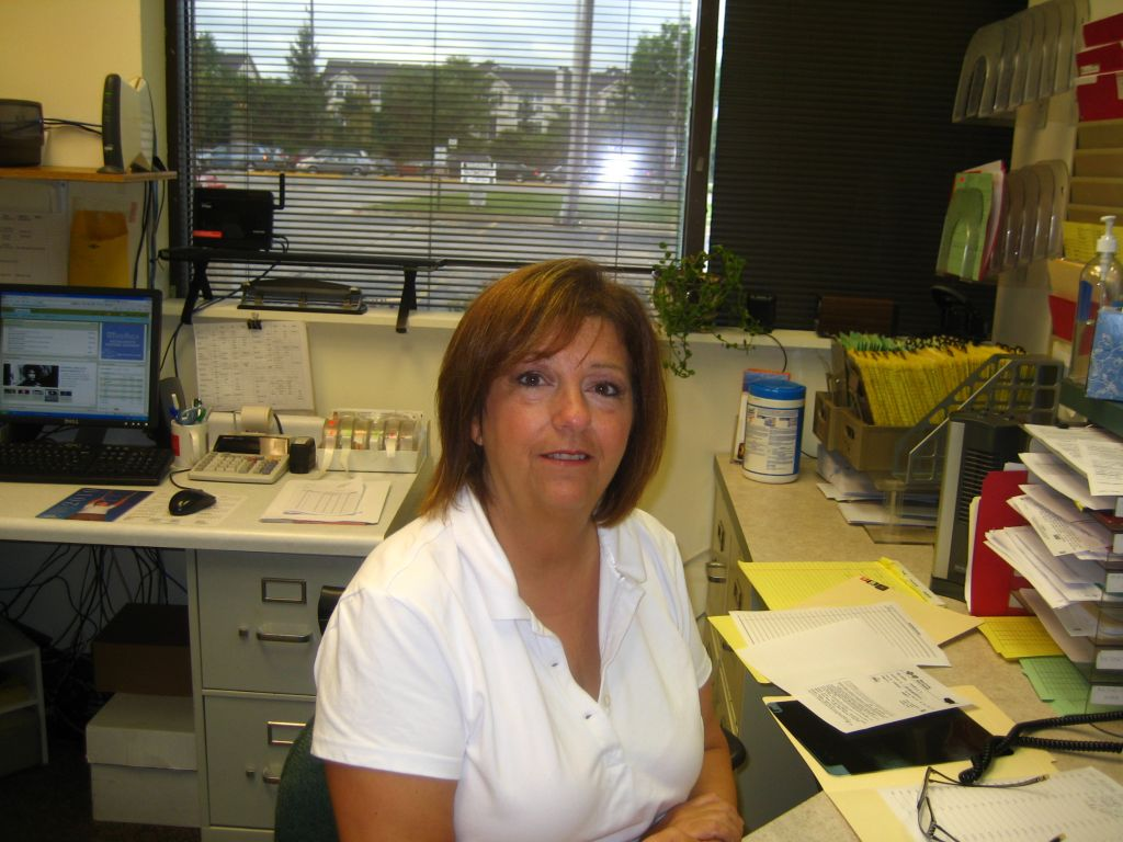 Marie Birkenbach Office Manager